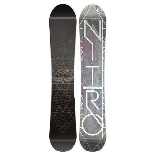 Nitro Potestowa damska deska snowboardowa victoria 155 cm
