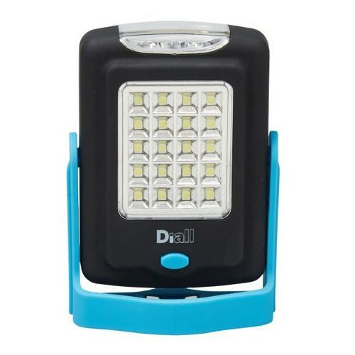 Lampka diall 9 led marki Diall