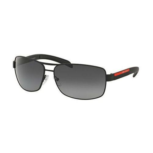 Okulary słoneczne ps54is polarized dg05w1 marki Prada linea rossa