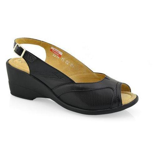 Sandały 2212 czarny marki Axel