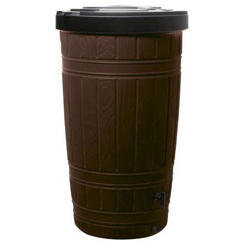Zbiornik na deszczówkę PROSPERPLAST Woodcan Brązowy (5905197295596)