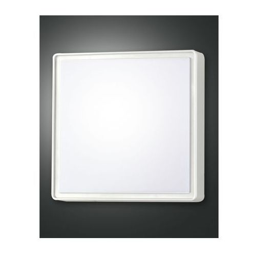 Lampa sufitowa 3225-65-102, e27, (dxsxw) 30 x 10 x 30 cm, biały marki Fabas luce