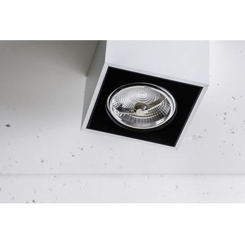 lampa sufitowa SOLID 163.1 NT QR111 - ŻARÓWKA LED GRATIS!, LABRA 3-0651