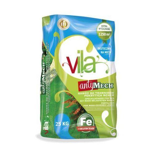 Vila Nawóz do trawy trawnika z mchem antymech 25kg