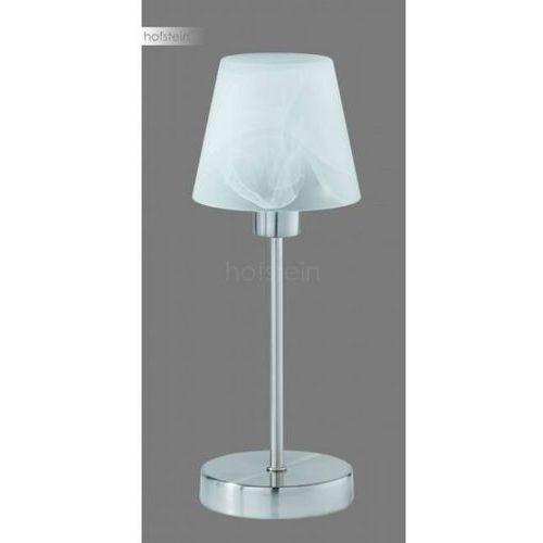 Trio 5955 lampa stołowa nikiel matowy, 1-punktowy - nowoczesny/dworek - obszar wewnętrzny - luis - czas dostawy: od 3-6 dni roboczych (4017807154535)