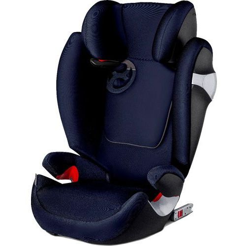 CYBEX GOLD Fotelik samochodowy Solution M-fix Midnight Blue-navy blue