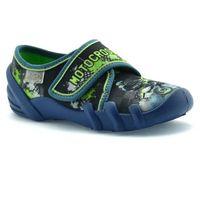 Kapcie dla dzieci Befado 273X226 Skate - Kolorowy ||Granatowy