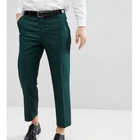 Heart & Dagger Tapered Cropped Trouser - Green