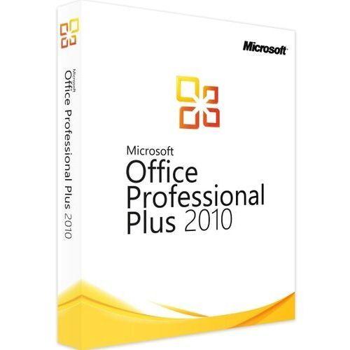Office professional plus 2010 mak/wersja pl/klucz elektroniczny/szybka wysyłka/f-vat 23% marki Microsoft