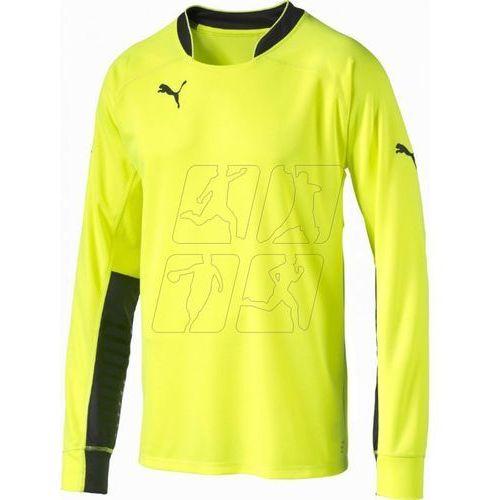 Koszulka bramkarska Puma GK Shirt M 701918421, kolor żółty