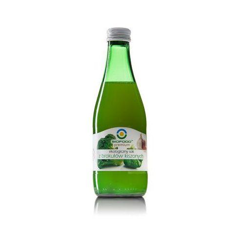 Sok z brokułów kiszonych Bio 300ml z kategorii Napoje, wody, soki