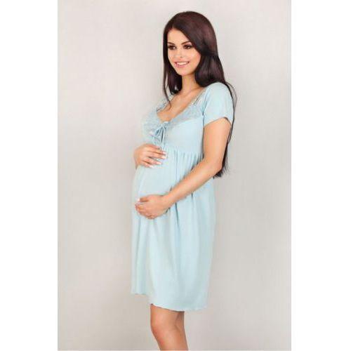 Lupoline Koszula nocna model 3002 sky blue