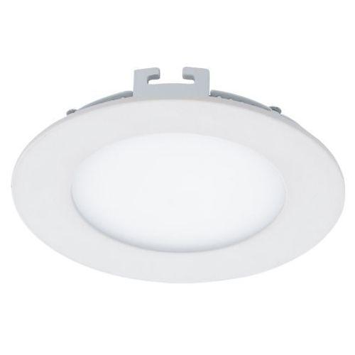Eglo Plafon lampa oprawa wpuszczana downlight oczko fueva 1 1x5,5w led 3000k biały 94047 (9002759940478)