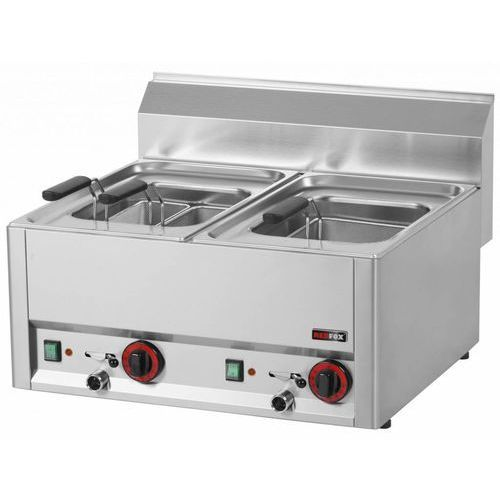 Urządzenie do gotowania makaronu | 8 koszy | 6000w| 660x600x(h)290mm marki Redfox
