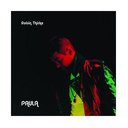Universal music / universal music Paula - robin thicke (płyta cd) (0602537911790)