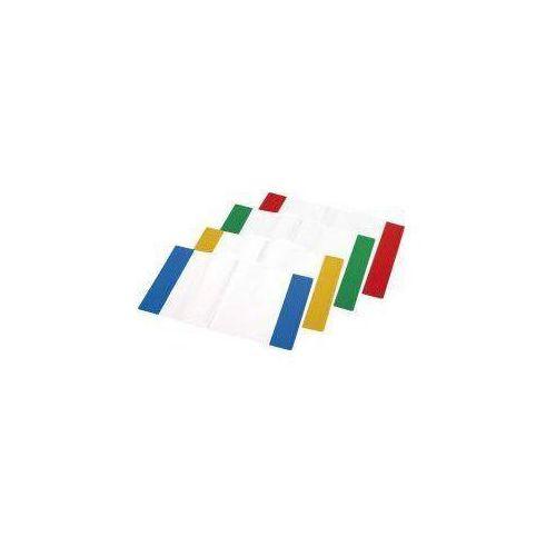 Okładka na zeszyt A5 PVC MIX (10szt)