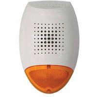 Satel Sp-500 o zewnętrzny sygnalizator akustyczno-optyczny pomarańczowy