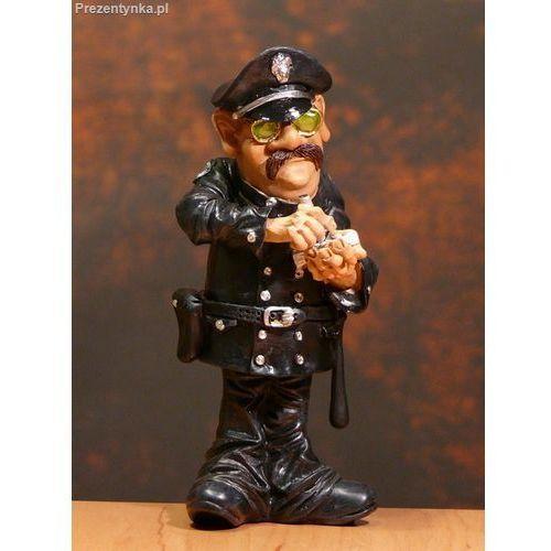 Figurka Policjanta Mandat
