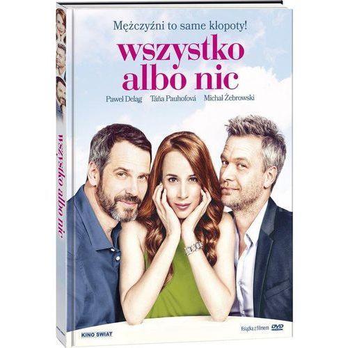 Wszystko albo nic (DVD) - Add Media (9788380532946)