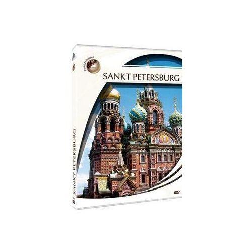 DVD Podróże Marzeń SANKT PETERSBURG