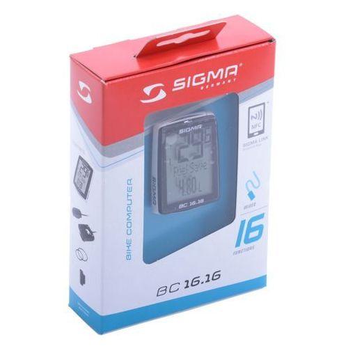 Sigma Komputerek licznik rowerowy bc 16.16