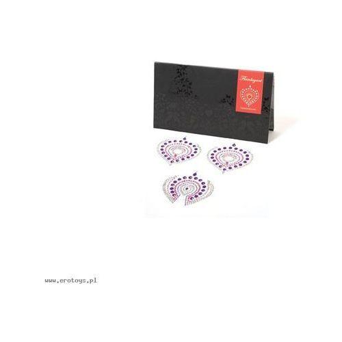 Bijoux indiscrets (sp) Bijoux indiscrets - flamboyant, różowo-fioletowe