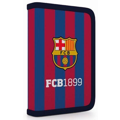 Karton p+p piórnik szkolny jednopiętrowy fc barcelona (8595096715478)