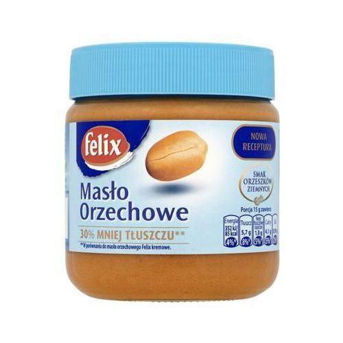 Felix 350g masło orzechowe 30% mniej tłuszczu