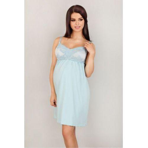 Koszula nocna model 3001 sky blue marki Lupoline