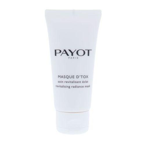 Payot les démaquillantes maseczka do twarzy 50 ml dla kobiet (3390150541247)