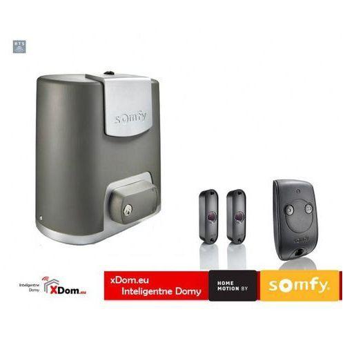 Nowe elixo 500 230v standard pack (1 pilot 2-kanałowy keytis, fotokomórki) marki Somfy