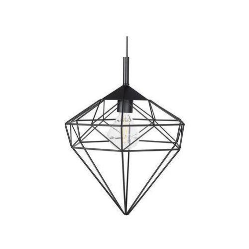 Lampa wisząca czarna iton marki Beliani