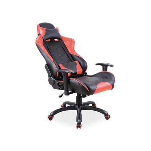 Fotel obrotowy, krzesło biurowe Q-109 red
