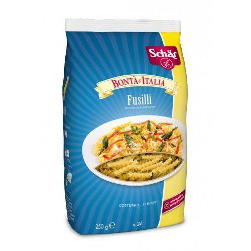 Fusilli- makaron TOREBKA bezglutenowy 250g Schar - produkt z kategorii- Kasze, makarony, ryże