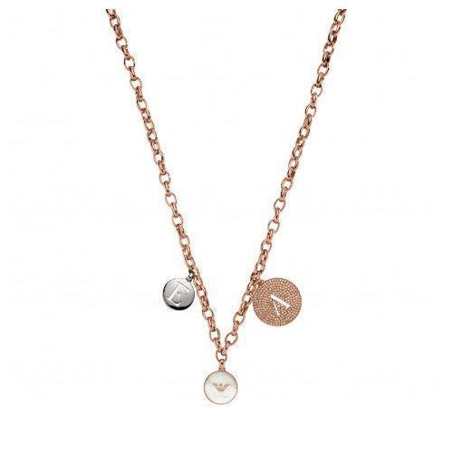 Naszyjnik Emporio Armani EGS2487221 Oryginalna biżuteria EA (4053858991309)