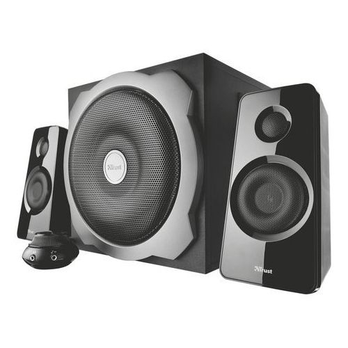 Trust Tytan 2.1 subwoofer speaker set - black (8713439190199)