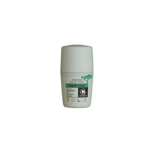 Urtekram - dezodorant w kulce dla mężczyzn bio (5765228836637)