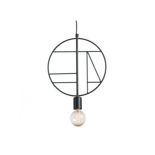 Lampa wisząca KORSYKA Z-1 BLACK 3904, kolor Czarny