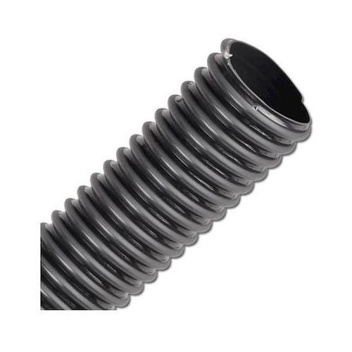 Wąż karbowany FLEX 32mm / 1 1/4 cal (czarny)