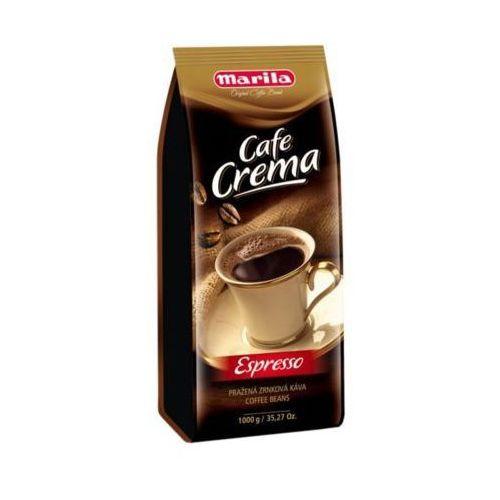 Kawa cafe crema espresso 1 kg marki Marila