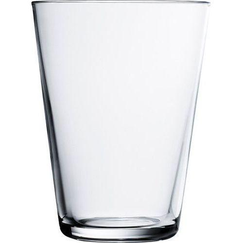 Iittala Szklanki kartio 400 ml przezroczyste 2 szt.