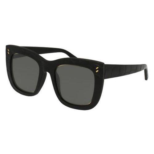 Stella mccartney Okulary słoneczne sc0067sa asian fit 001