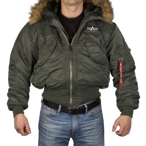 Kurtka Alpha Industries 45P Hooded 01
