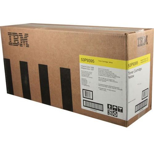 Ibm toner yellow 53p9395