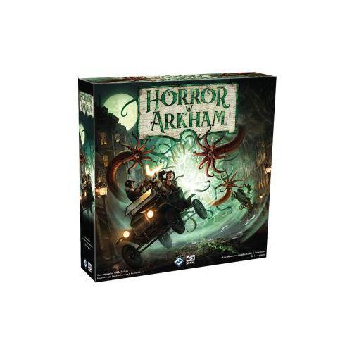 Galakta Horror w arkham (trzecia edycja). gra planszowa