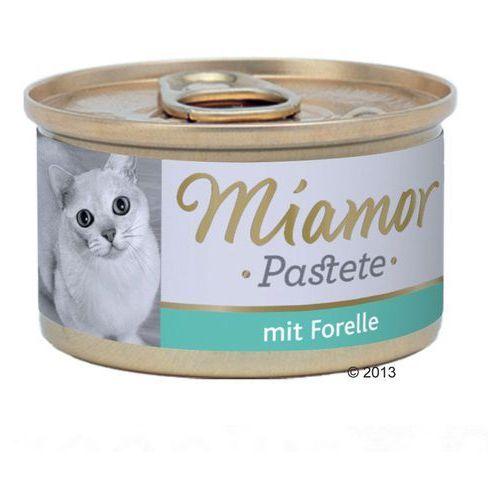 Miamor Pastete, 12 x 85 g - Tuńczyk (0000042022022)