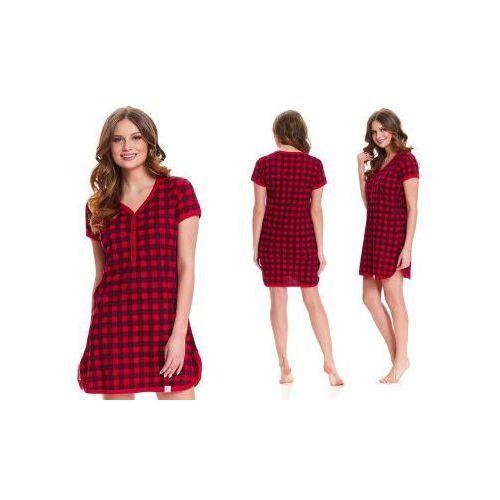 Koszula nocna herma: czerwony, Dobranocka