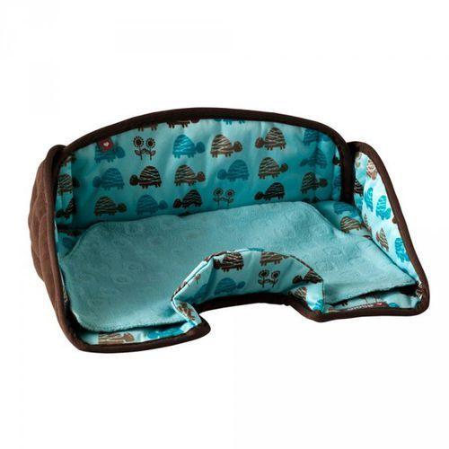 , ochraniacz na fotelik samochodowy - niebieski żółw marki Close