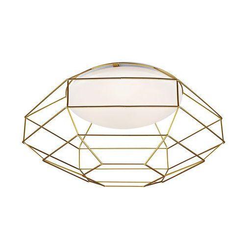 Markslojd Plafon nest plafond d49 gold 106828 - – rabat w koszyku