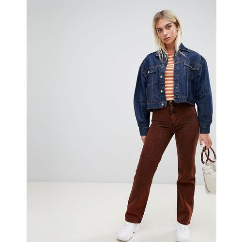 Weekday limited edition mom jeans - Blue